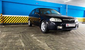 Mazda 323 2000 полный