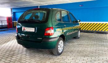 Renault Scenic 2000 полный